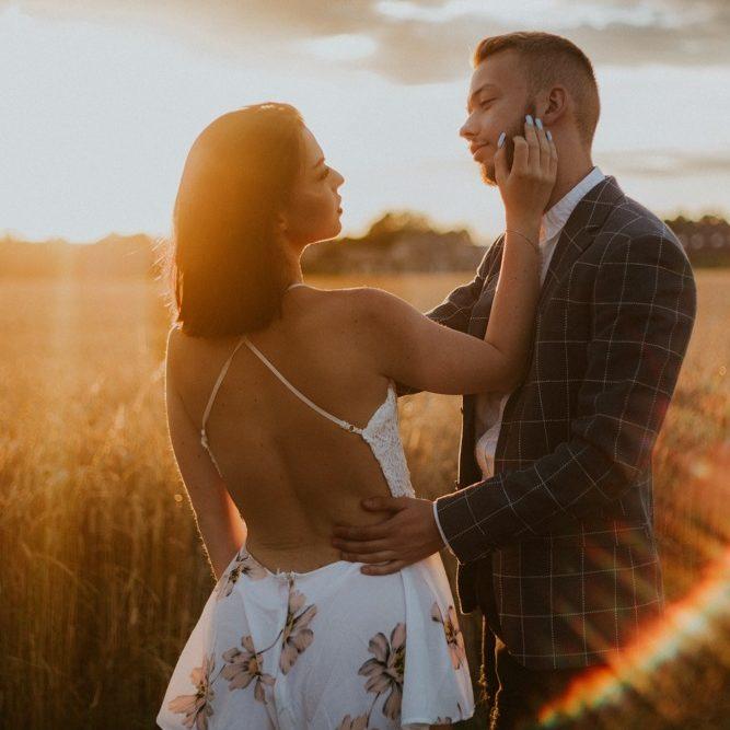 Sesja zakochanych – Ola i Aleksander