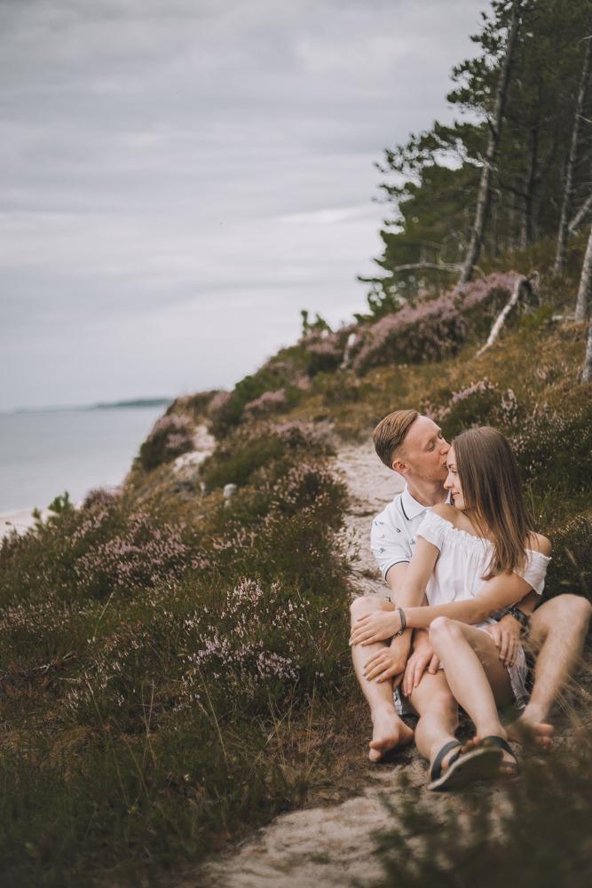 Sesja Zakochanych nad Bałtykiem