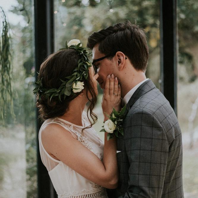 Rustykalny ślub Sary i Mateusza