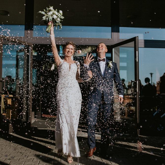 rustykalny ślub Asi i Pawła