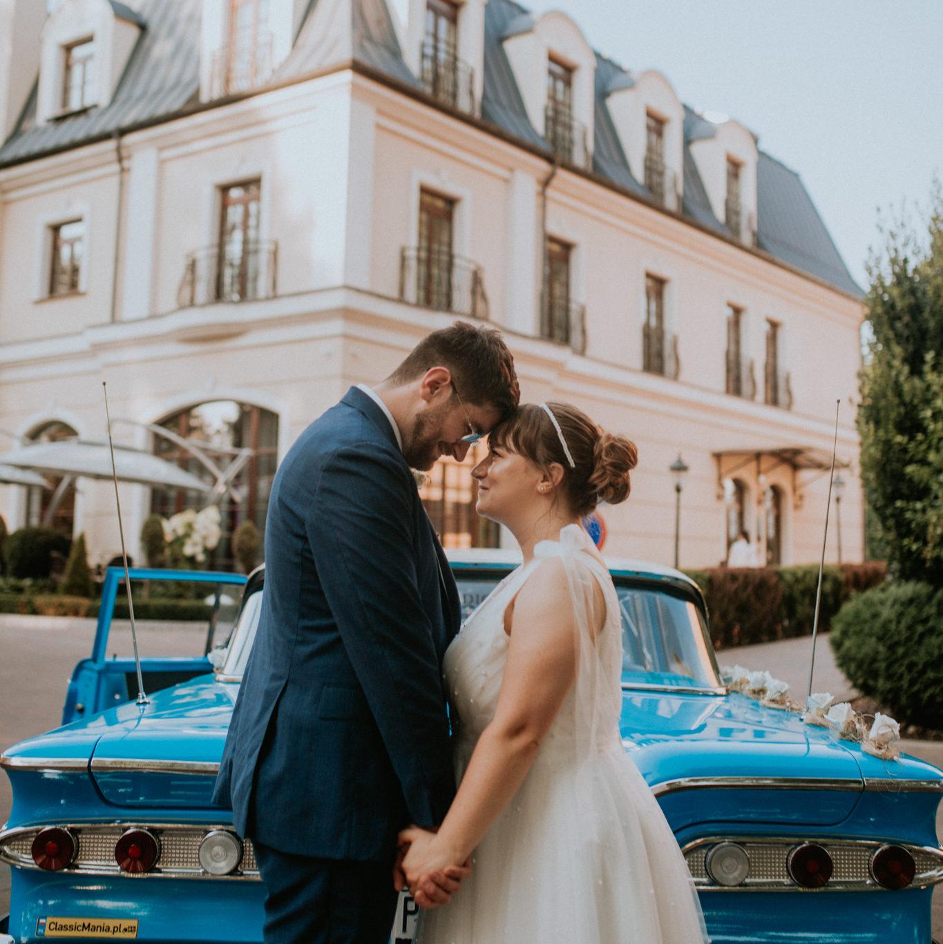 Wyjątkowy ślub i wesele Magdy i Pawła – Kompleks Dąbrówka