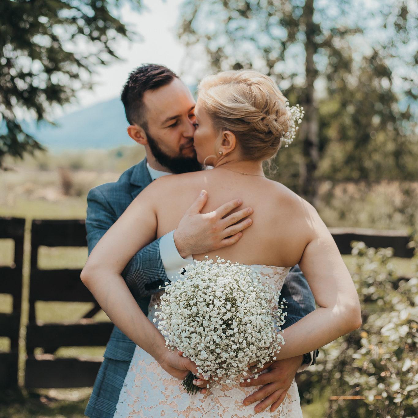 Wzruszający Ślub cywilny – Karolina i Paweł
